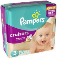 Couches Pampers