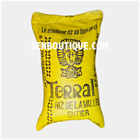 Riz entier Local TERRAL 25kg