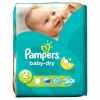 Couches Pampers 2 (4-8kg) 40